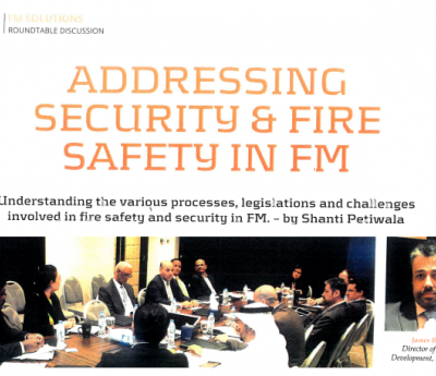 Addressing Security & Fire Safety in FM