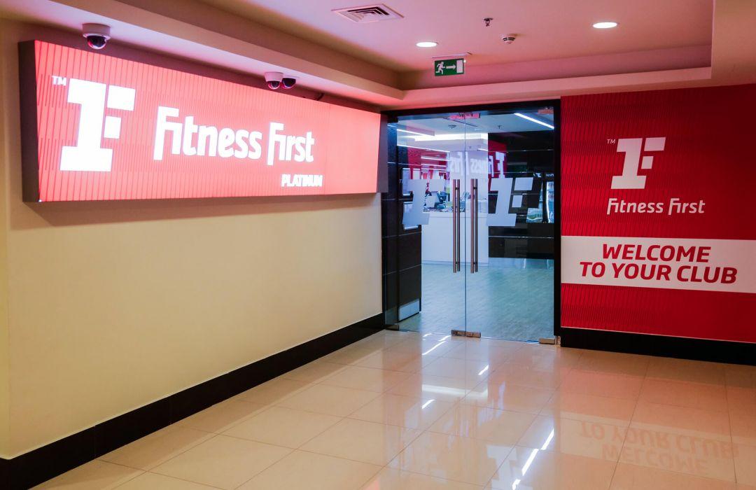 Fitness First Portfolio